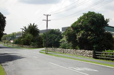 Simulation oruarangi road