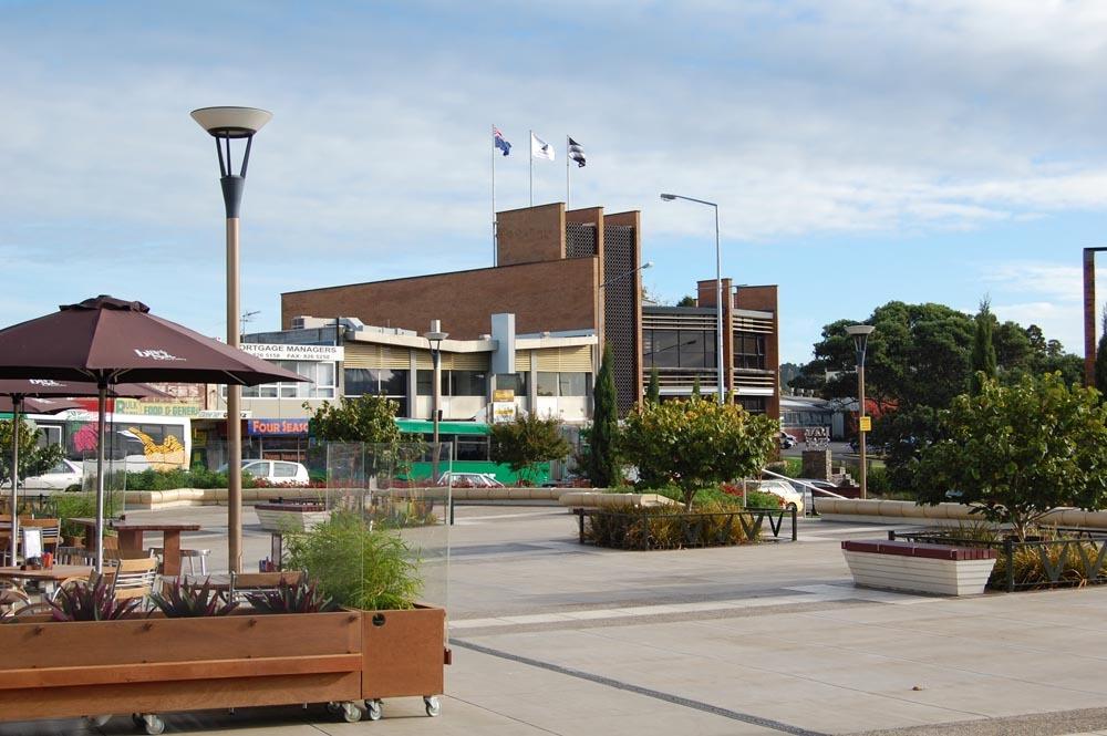 New Lynn Town Centre, Auckland